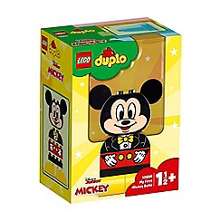 LEGO - Duplo® Disney&#8482  My First Mickey Build Set - 10898