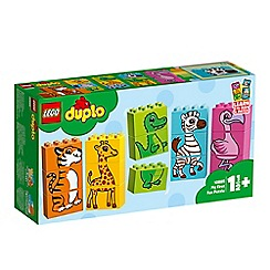 LEGO - Duplo® Play My First Fun Puzzle Set - 10885