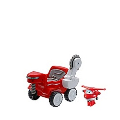 Super Wings - Transform-a-Bot Jett's Moon Rover Vehicle