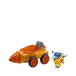 Super Wings - Transform-a-Bot Donnie's Digger Vehicle