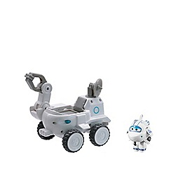 Super Wings - Transform-a-Bot Astra's Moon Rover Vehicle