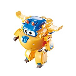 Super Wings - Transforming Construction Donnie Vehicle