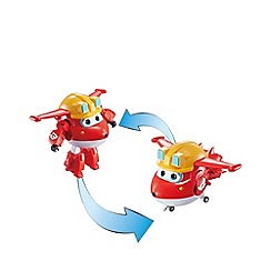 Super Wings - Transforming Build-It Jett Vehicle