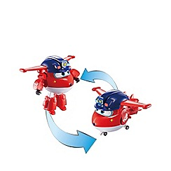 Super Wings - Transforming Police Jett Vehicle