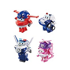 Super Wings - Set of 4 Transform-a-Bots