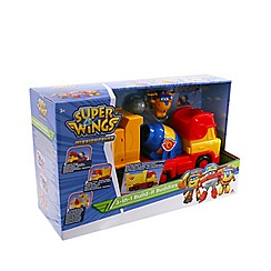 Super Wings - 3-In-1 Build-It Buddies Playset