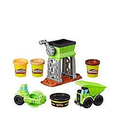 Play-Doh - heels Gravel Yard Construction Toy Set