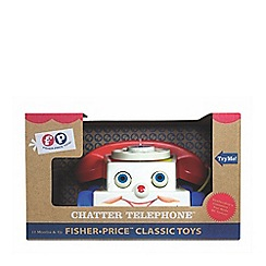 Fisher-Price - Classic Chatter Telephone