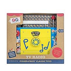 Fisher-Price - Classic Play TV Radio