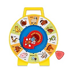 Fisher-Price - Classic See 'N Say Farmer Says Toy