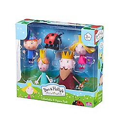 Ben & Holly's Little kingdom - Collectable 5 Figure Pack