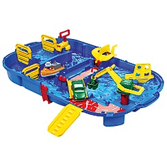 Simba - Aquaplay Lockbox Playset