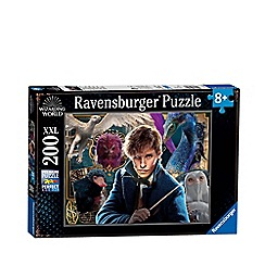 Harry Potter - Ravensburger Fantastic Beasts Crimes of Grindelwald XXL 200 Piece Jigsaw Puzzle