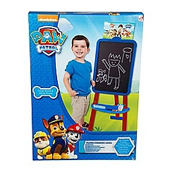 Paw Patrol - Double Sided Floor Standing Easel Set