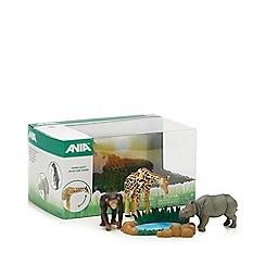 Tomy - Safari Quest Set