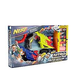 Nerf - Duelfury Demolition' Rapid Rally' Blaster Playset