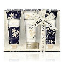 Baylis & Harding - Royal Bouquet Set Of 3 Hand Creams