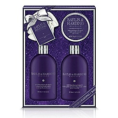 Baylis & Harding - Wild Blackberry 4 Piece