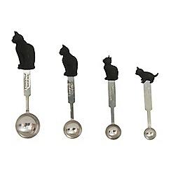 Fizz - Measuring spoon cats