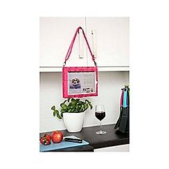 coz-e-reader - Carry case pink birdcages