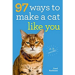 All Sorted - 97 ways to make a cat like you book