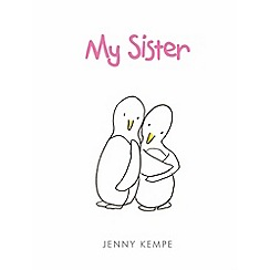 Debenhams - My Sister book