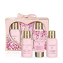 Baylis & Harding - Rose prosecco fizz small 3 piece set