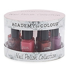 Academy of Colour - Nail Polish Collection