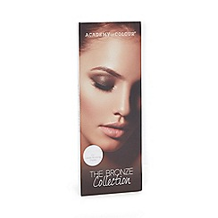 Academy of Colour - 'The Bronze Collection' bronzing palette