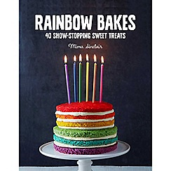 All Sorted - Rainbow bakes