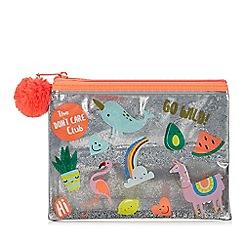 Cosy Friends - Multicoloured Water Pencil Case