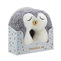 Snuggle Me - Penguin neck pillow