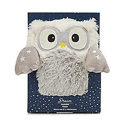 Dream - Grey owl heatable hooty
