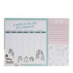 Disney - Week in the Life of a Princess' notepad