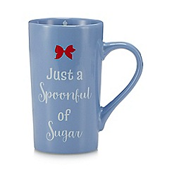 Disney - Spoonful of sugar latte mug