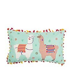 Sass & Belle - Llama Cushion