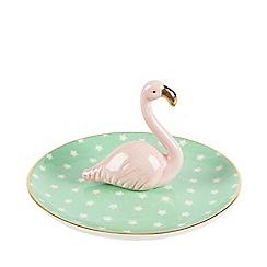 Sass & Belle - Flamingo Trinket Tray