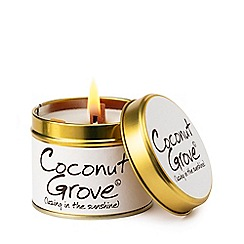 Lily Flame - Coconut Grove Scented Candle
