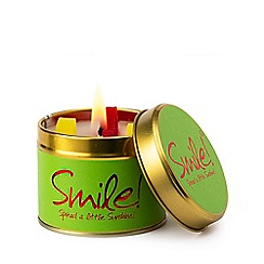 Lily Flame - Smile Scented Candle