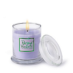 Lily Flame - Parma Violets Jar Candle