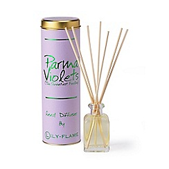 Lily Flame - Parma Violets Reed Diffuser