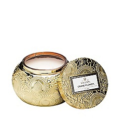 VOLUSPA - Japonica Crane Flower Scented Bowl Candle