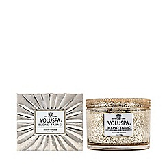 VOLUSPA - Vermeil Blond Tabac Boxed Scented Tin Candle
