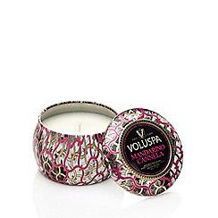 VOLUSPA - Mini Maison Noir Mandarino Cannela Scented Tin Candle