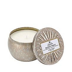 VOLUSPA - Mini Vermeil Blond Tabac Scented Tin Candle