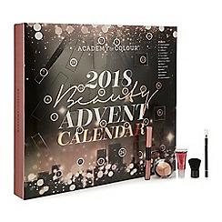 Academy of Colour - Beauty advent calendar
