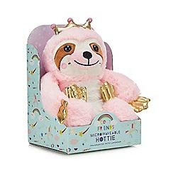 Cosy Friends - Pink Sloth heatable hottie
