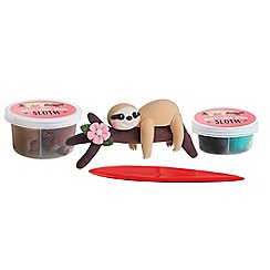 Fizz - Make Your Own Sloth Dough Kit