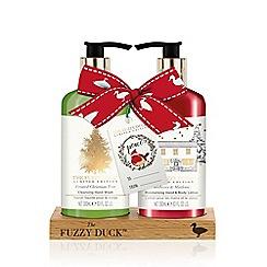 Baylis & Harding - Limited Edition Fuzzy Duck Winter Wonderland 2 Bottle Gift Set
