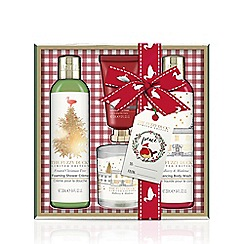 Baylis & Harding - Fuzzy Duck Winter Wonderland Bodycare and Candle Gift Set